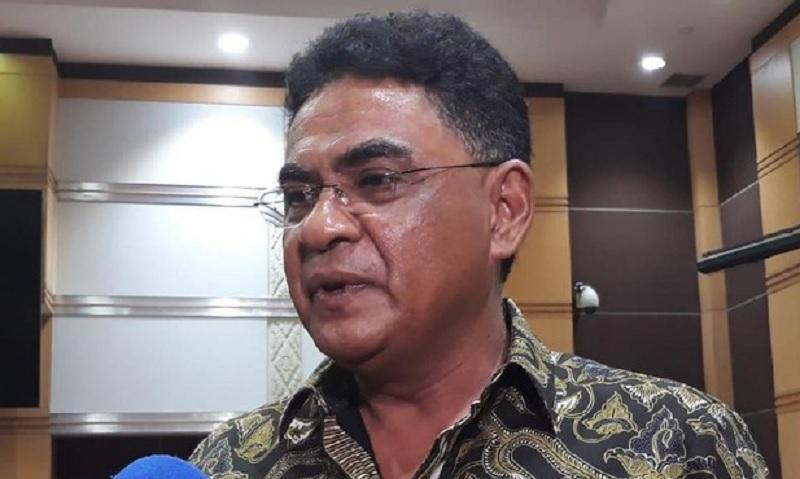 Andreas Hugo Pareira Prihatin Kisruh di Partai Demokrat