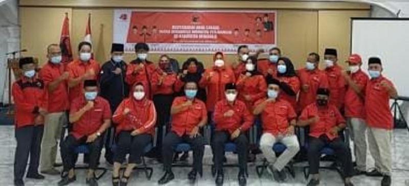 Perkuat Soliditas, Banteng Bengkalis Gelar Musancab