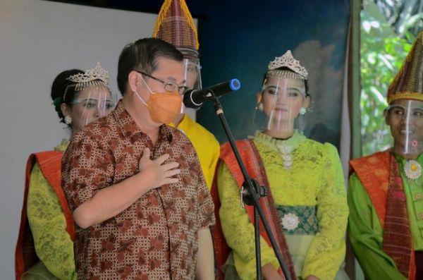 Sofyan Tan Dorong Disdik Kota Medan Percepat Vaksinasi