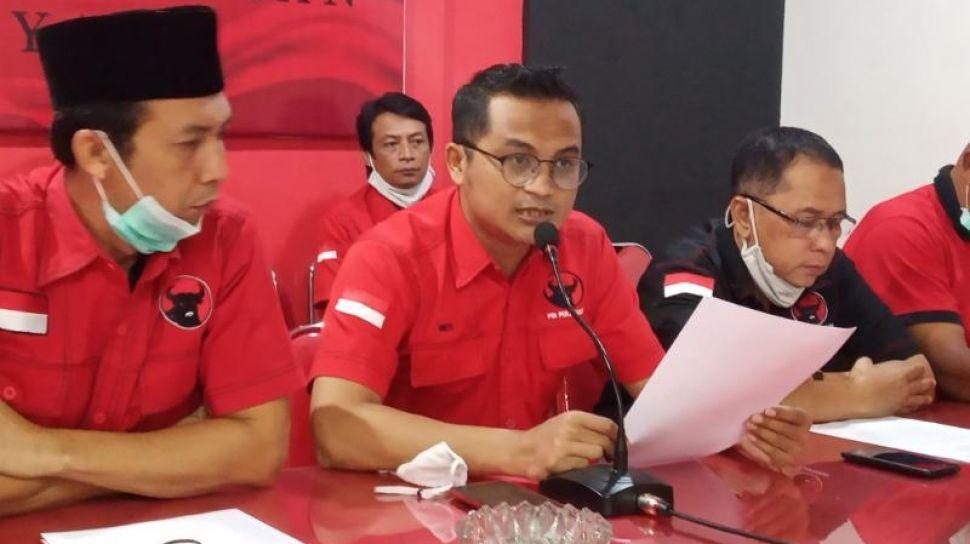 Banteng Jember Tolak Pemindahan Kantor Pemkab & DPRD