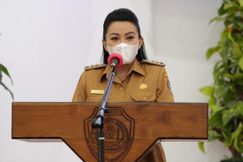 Karolin Minta TP PKK Sosialisasikan Program Pemerintah