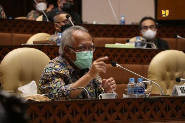 Basuki Paparkan Cara Tangani Banjir di Pantura Jawa