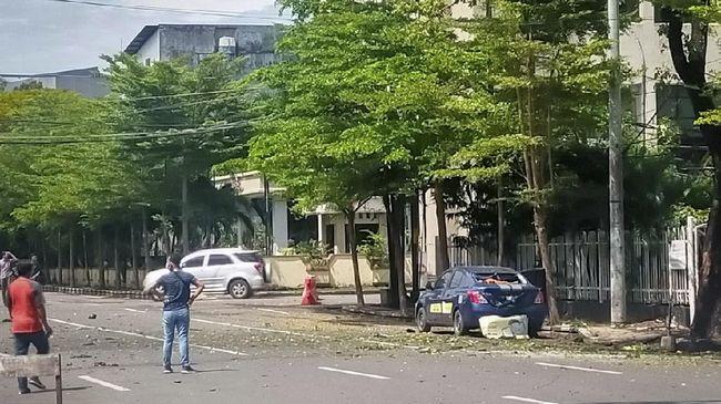 Bamusi : Bom di Makassar, Serangan Terhadap Kebhinekaan!