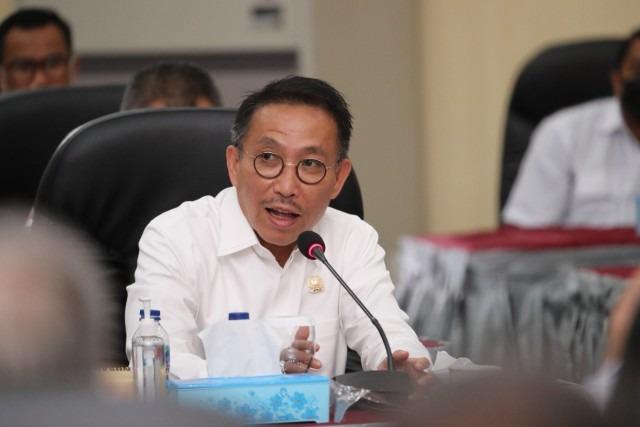 Herman Dorong Pemerintah Perkuat BNN