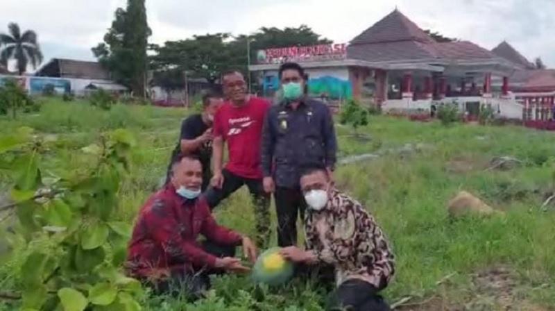 Masinton PujiKebun Edukasi Karya Bupati Lampung Selatan