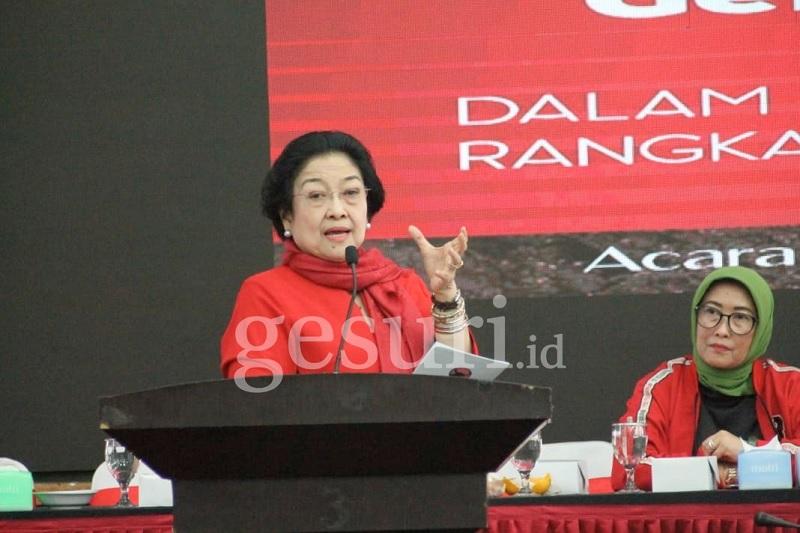 Pendiri Partai? Effendi: PDI Perjuangan Adalah Megawati
