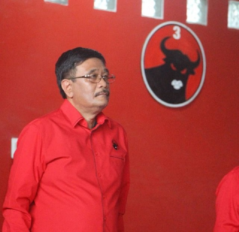 Djarot Minta Kader Gotong Royong Menangkan PSU Labuhanbatu