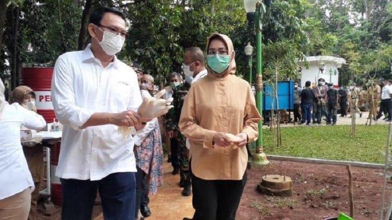 Ahok Pesan Kepada Wali Kota Tangsel: Jangan Korupsi