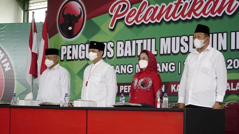 Basarah Lantik 20 Pengurus Bamusi Kabupaten Malang