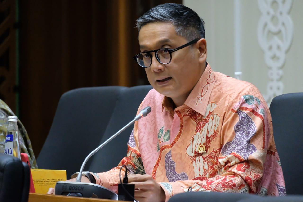 Banteng DPR Dukung Perubahan UU Sistem Keolahragaan Nasional