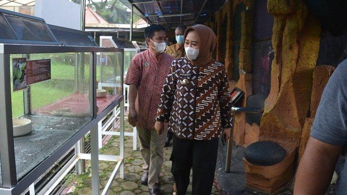 Tiwi Perintahkan Perbaiki Obyek Wisata Sanggaluri Park