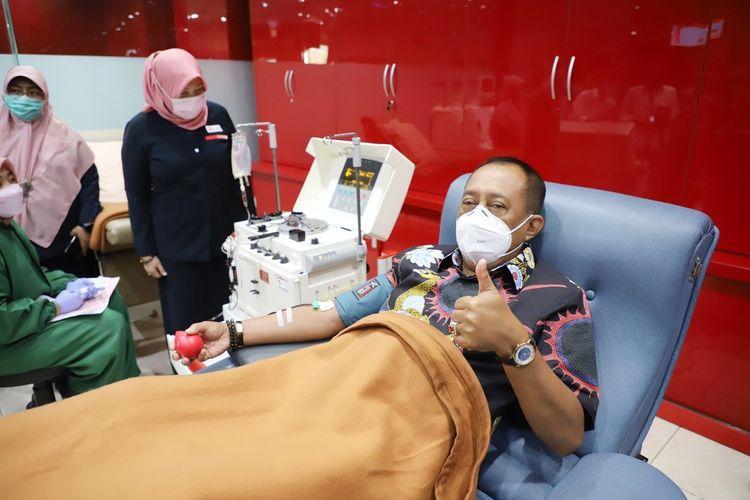 Armuji Ajak Masyarakat Donorkan Plasma Konvalesen