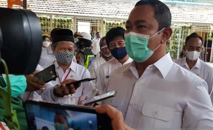 Hijaukan Kota Semarang, Hendi Dibantu Jasa Raharja