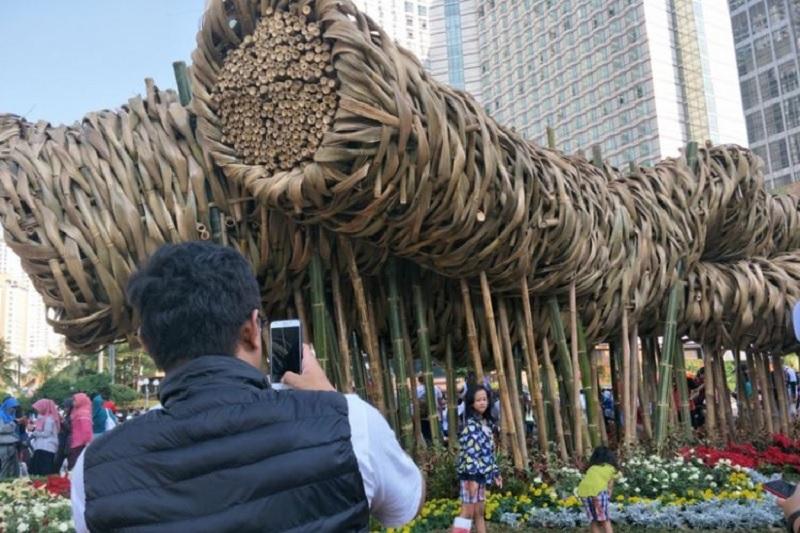 Tugu Sepeda Rp800 Juta, Jangan Seperti Bambu Getah Getih!
