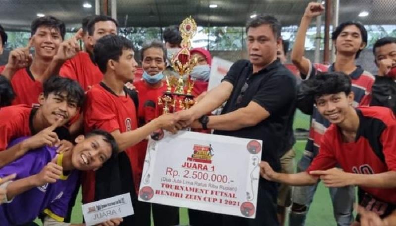 Jaring Generasi Muda, Banteng Banten Gelar Turnamen Futsal