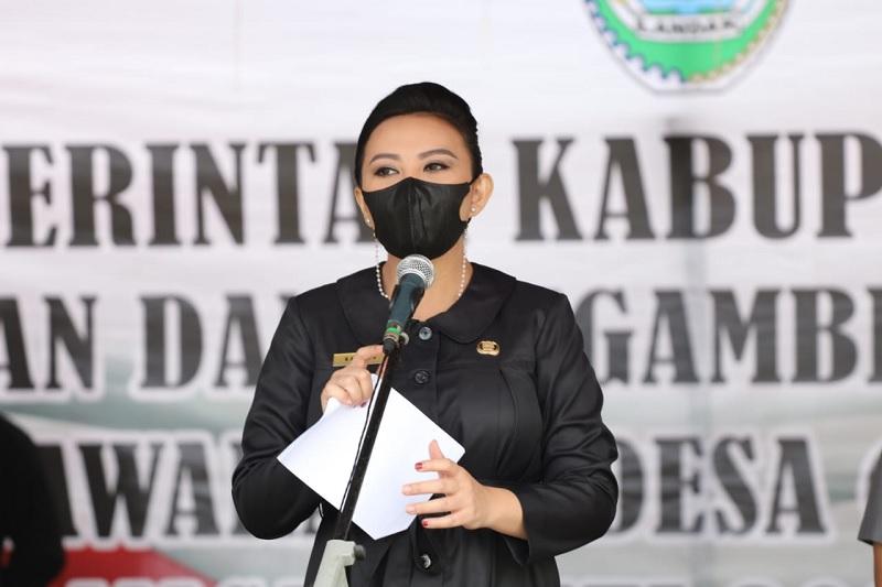 Bupati Landak Lantik 959 Anggota BPD Se-Kabupaten