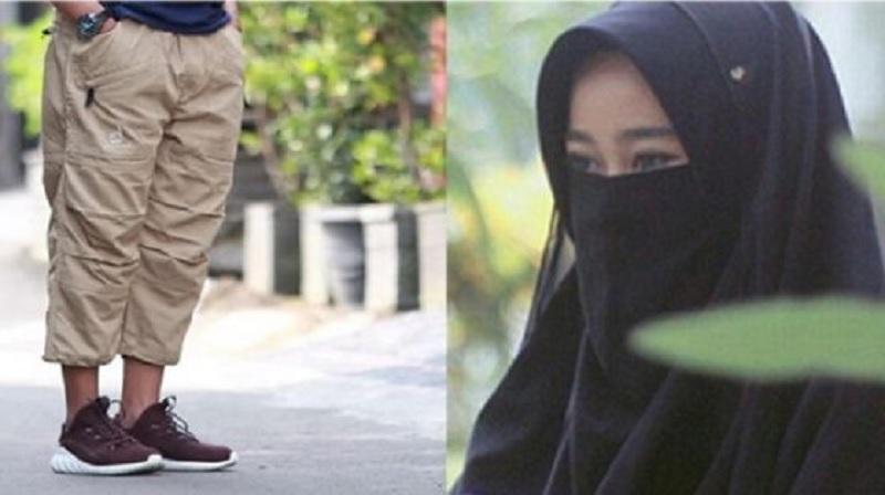 Haruskah Teroris Itu Pakai Cadar Atau Celana Cingkrang?