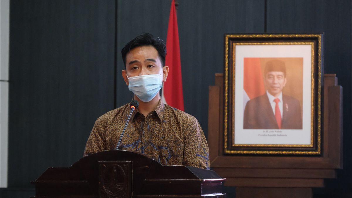Gibran Komitmen Tingkatkan Pembangunan di Surakarta