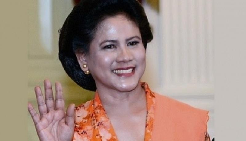 Iriana Jokowi Masuk Kandidat Capres Terkuat di 2024
