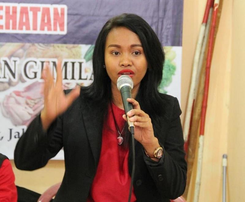 Agustina Doren Dorong Perlindungan Maksimal Tenaga Medis