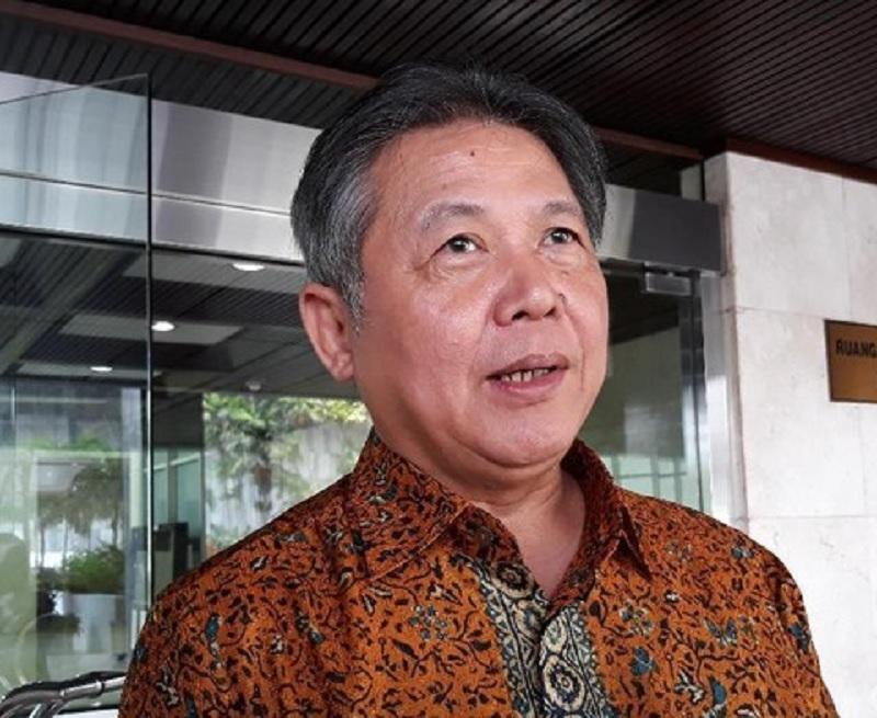 Siapa Jadi Menteri, Hendrawan: Tunggu Saja Putusan Presiden