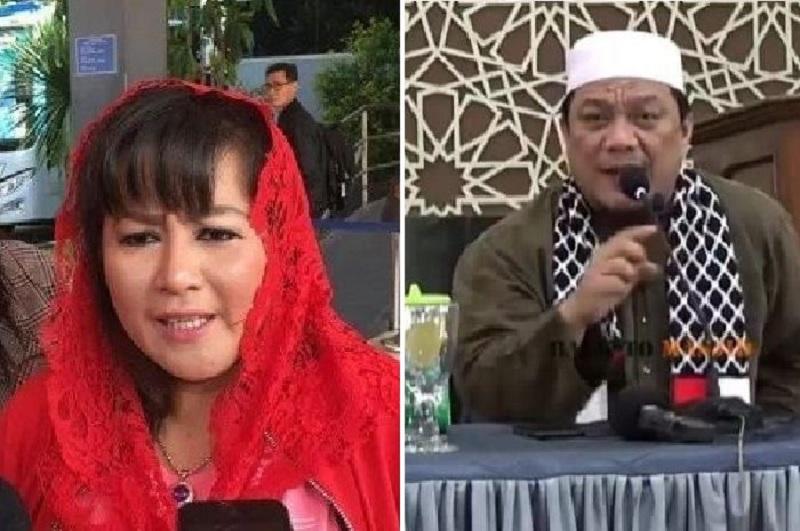 Polisikan Yahya Waloni, Dewi: Manusia Kutu Loncat!