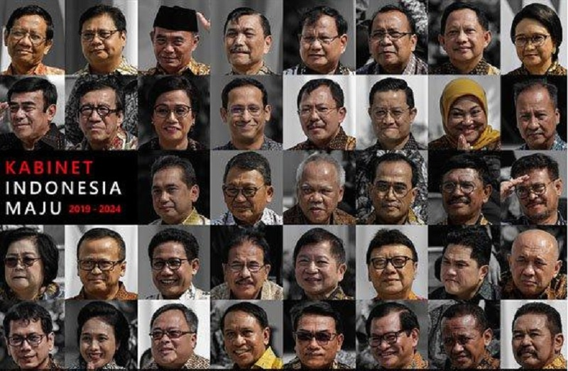 Bongkar Pasang Kabinet Jokowi? 2021 Waktu Yang Tepat