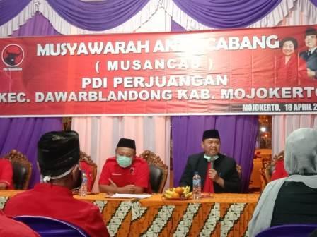 Banteng Mojokerto Optimis Raih Kemenangan di Pemilu 2024