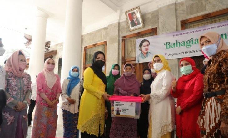 KPP DPR RI Gandeng Baznas Gelar Peringatan Hari Kartini