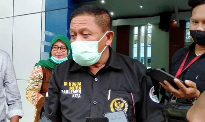Blusukan di TPI, Hugua Terima Banyak Curhatan Pedagang