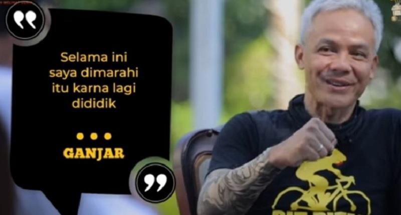 Ganjar Cerita Jejak Megawati & Taufiq Kiemas, Begini..