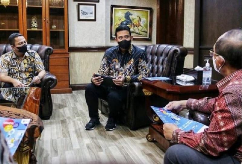 Dongkrak Kualitas UMKM & ASN, Bobby Gandeng Kominfo