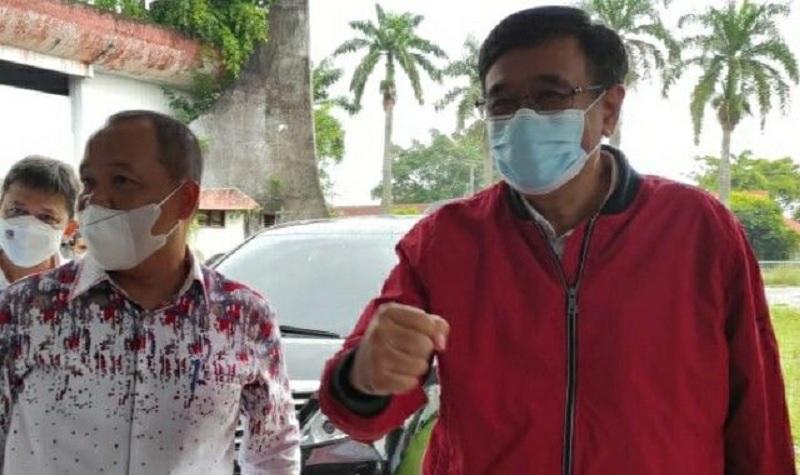 Djarot Dukung Sondi Silalahi Untuk Calon Wawako Siantar