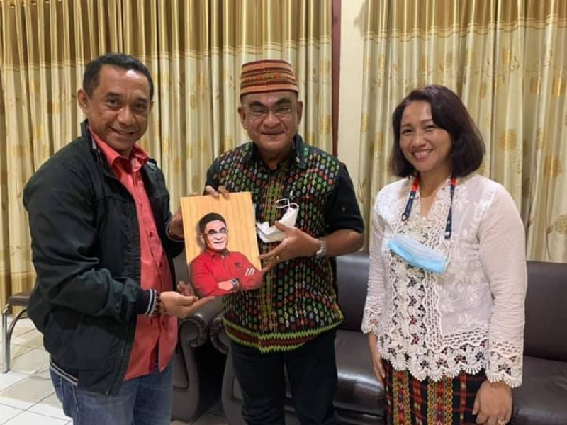 Andreas Hugo Dijamu H2N & Semangati Banteng Manggarai