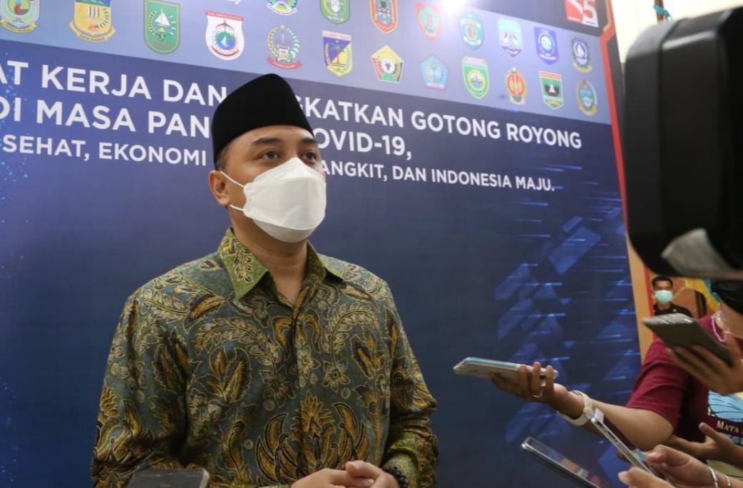 Eri Minta Perantau Asal Surabaya Tak Mudik Dulu