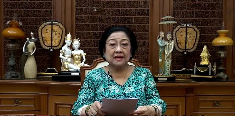 Megawati Keluarkan Surat Perintah Kesiapsiagaan Bencana