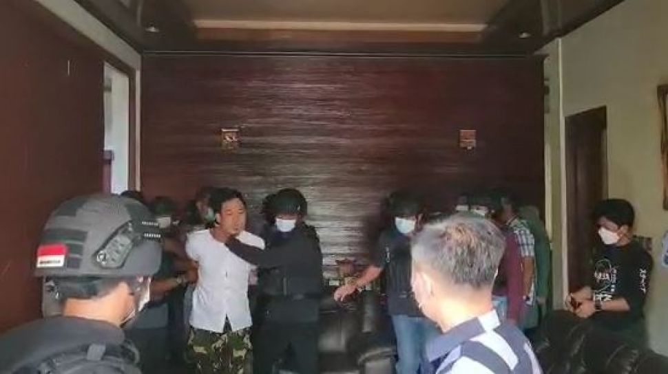 Wayan: Polisi Miliki Bukti Yang Kuat Tangkap Munarman