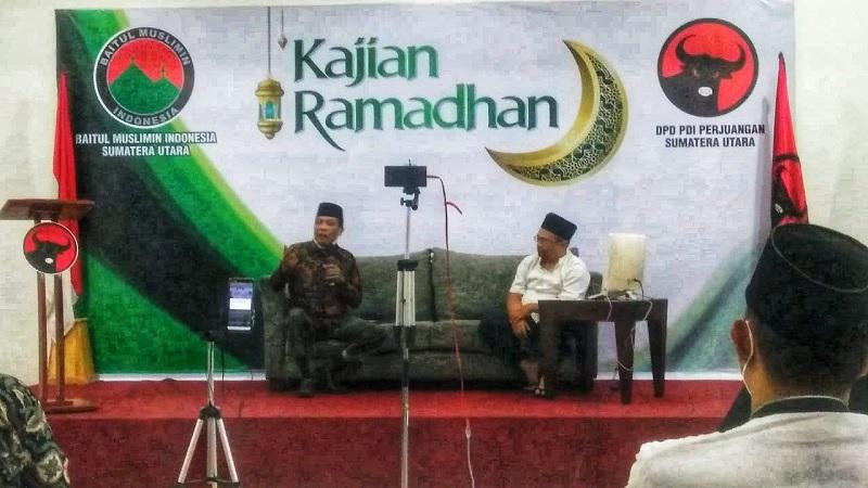 Dialog Ramadhan Bamusi: Bung Karno Tokoh Berskala Global