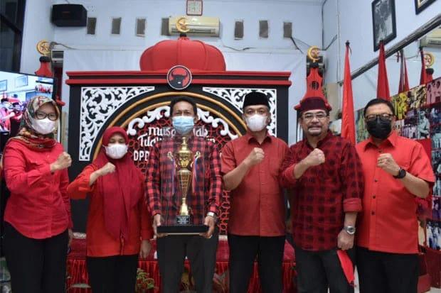 MTQ Banteng Sulsel Usai, Kader Gowa Juara