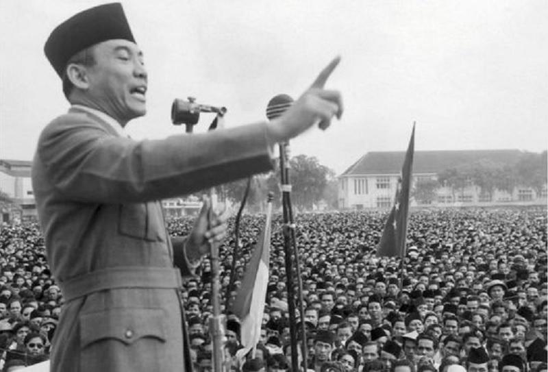 Hari Buruh, Bung Karno Pesan Pertahankan Politieke Toestand!
