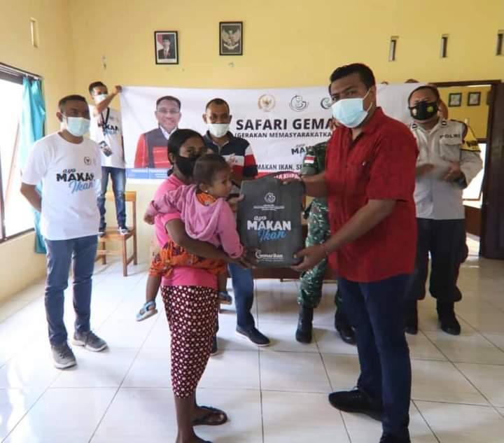 Perangi Stunting, Ansy Gandeng KKP Kampanyekan GEMARIKAN