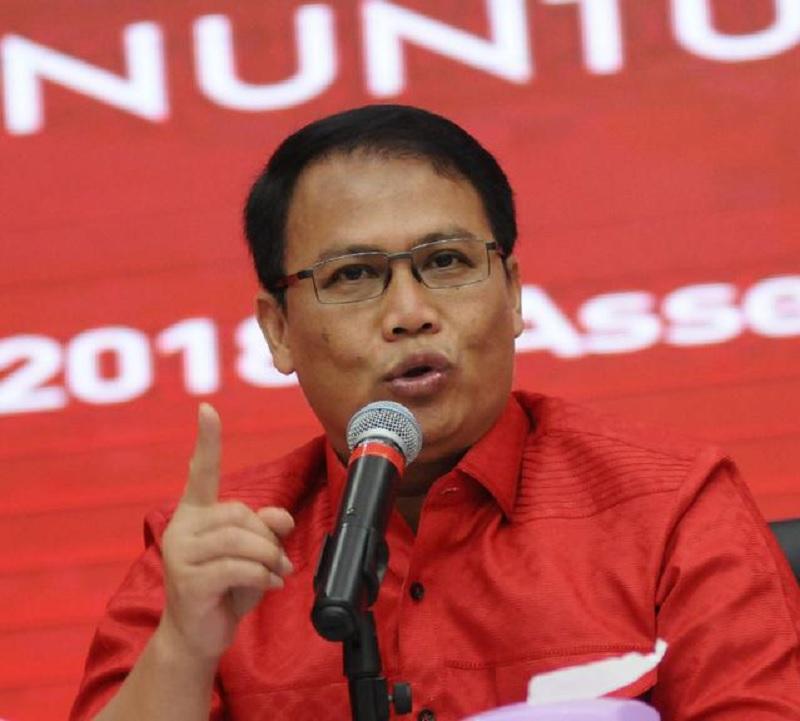 Basarah Catat di Indonesia Tiap Bulan Dua Kali Aksi Teror