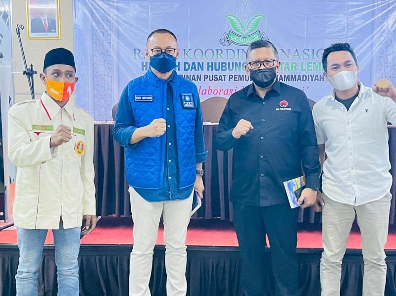 PDI Perjuangan, PAN & Muhammadiyah Punya Legitimasi Historis