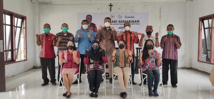 Ansy Gelar Gemarikan di 3 Panti Asuhan di Kupang