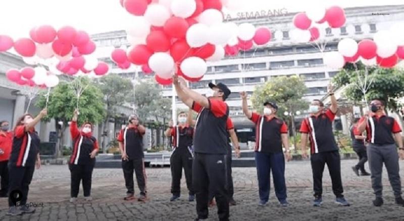 HUT Ke-474, Hendi Yakin Kota Semarang Melaju Kencang