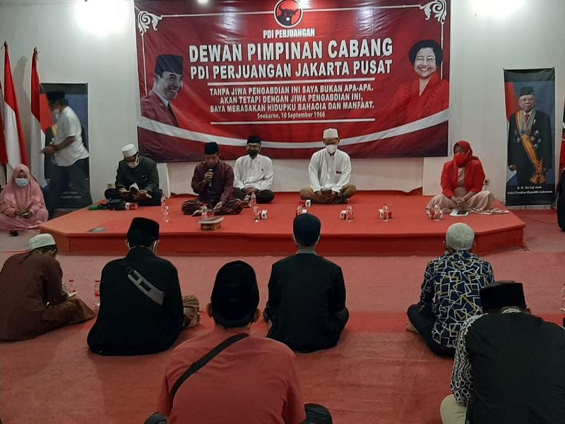 Syiar Ramadhan, Banteng Jakarta Pusat Gelar Khotmil Qur'an