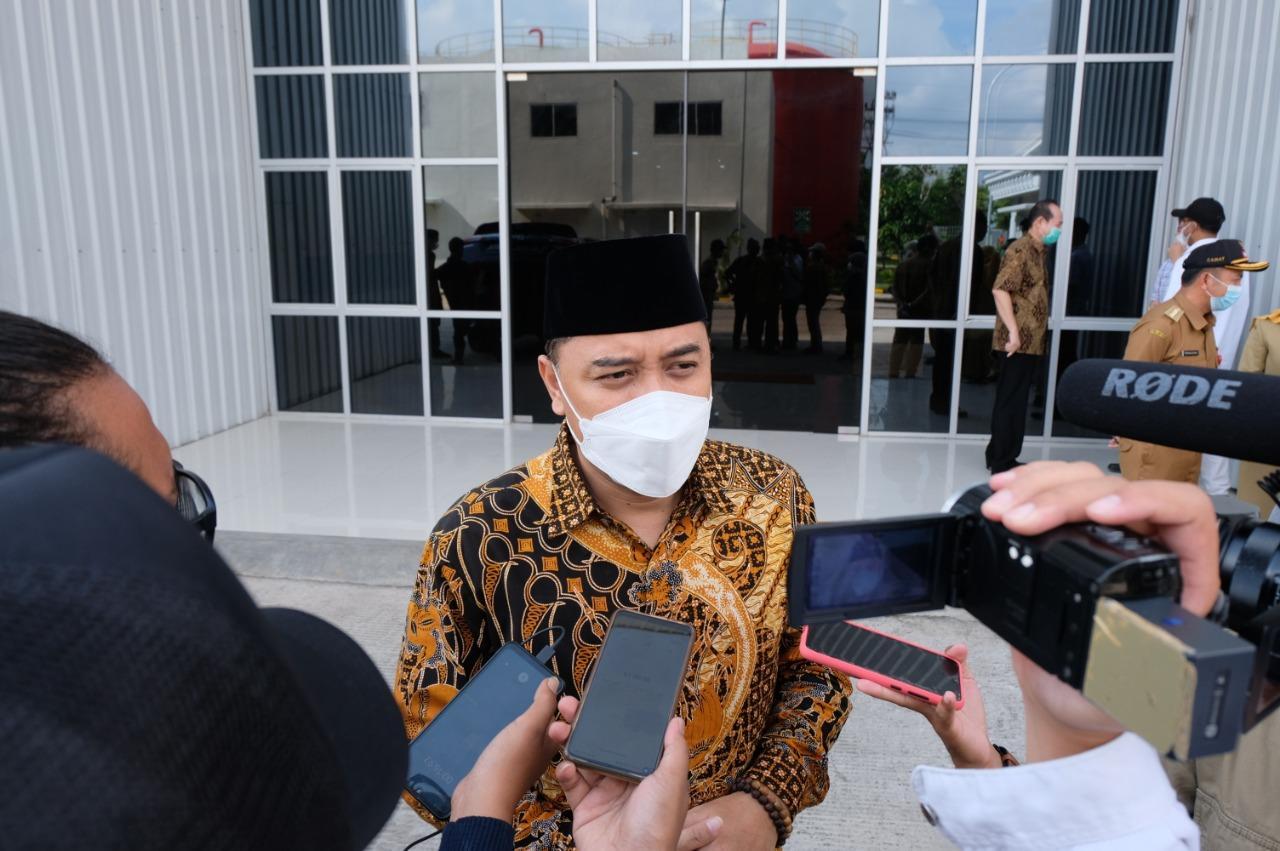 Eri Pastikan Presiden Siap Resmikan PSEL di Benowo