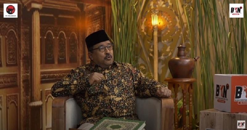 BKNP PDI Perjuangan, Mengupas Dakwah & Kearifan Sunan Giri