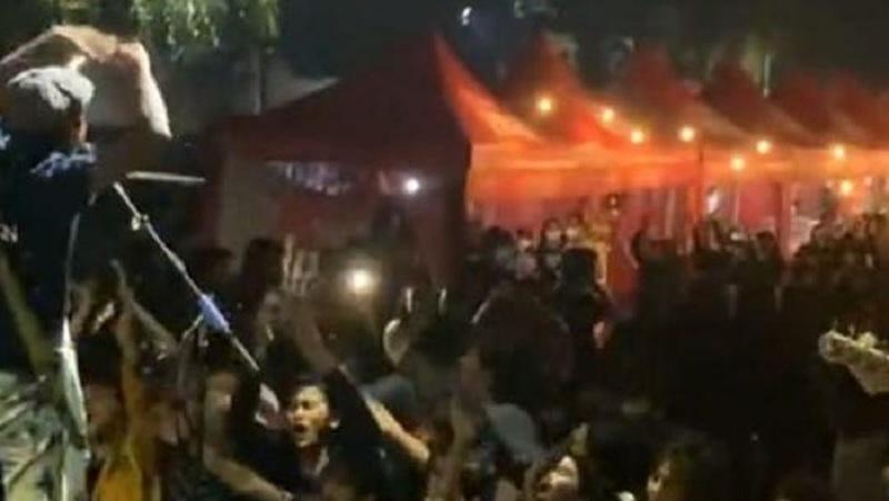Kerumunan Konser Musik, Pemprov DKI Jangan Salahkan Rakyat!