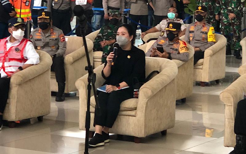 Puan Ingatkan Tingkatkan Pengawasan di Bandara Soetta